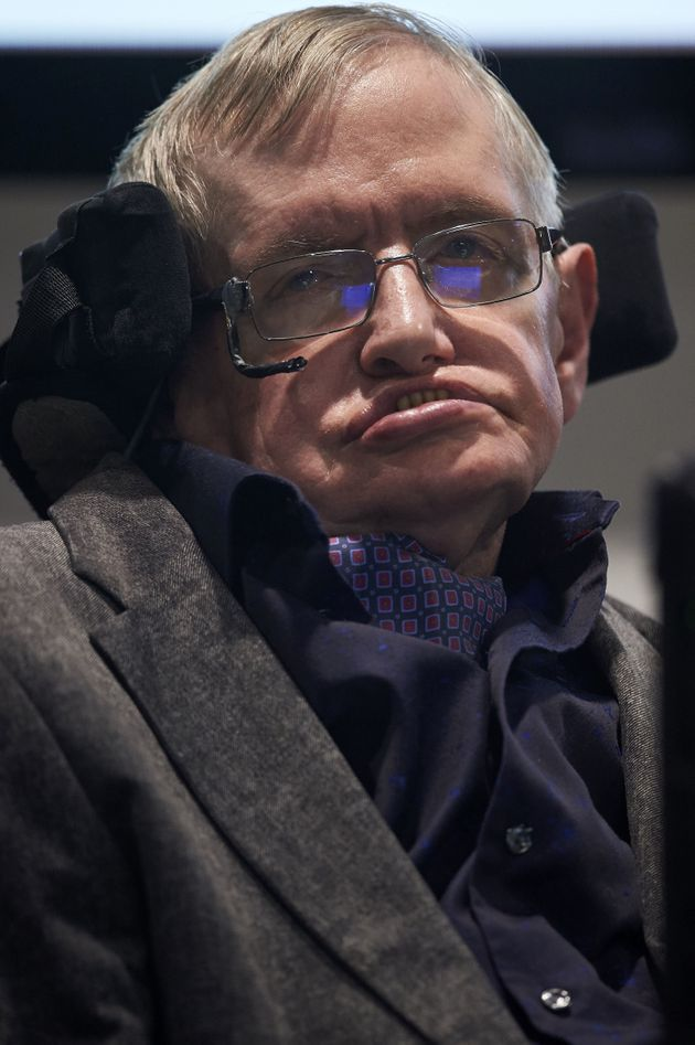Professor Stephen