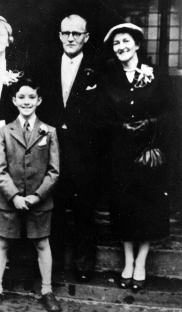 Peter Smart 45, his wife Doris, 42 and the son Michael,11, who were shot through the head on New Year's...