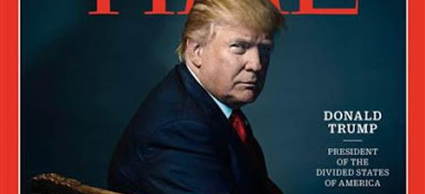 Donald Trump Winning Time Person Of The Year Has Really Capped Off 2016
