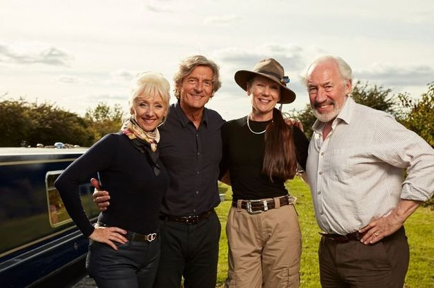 Debbie McGee, Nigel Havers, Lorraine Chase and Simon Callow will feature in the first