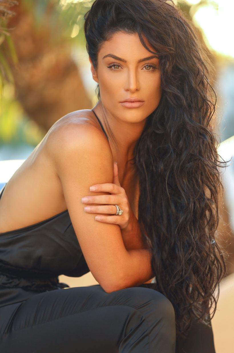 RED HOT! Entrepreneurial WWE Wonder Woman NATALIE EVA MARIE Builds An Empire, And Stars In ...