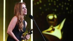 Isla Fisher Thanks Donald Trump For Showing That 'Unqualified Orange People Can Win