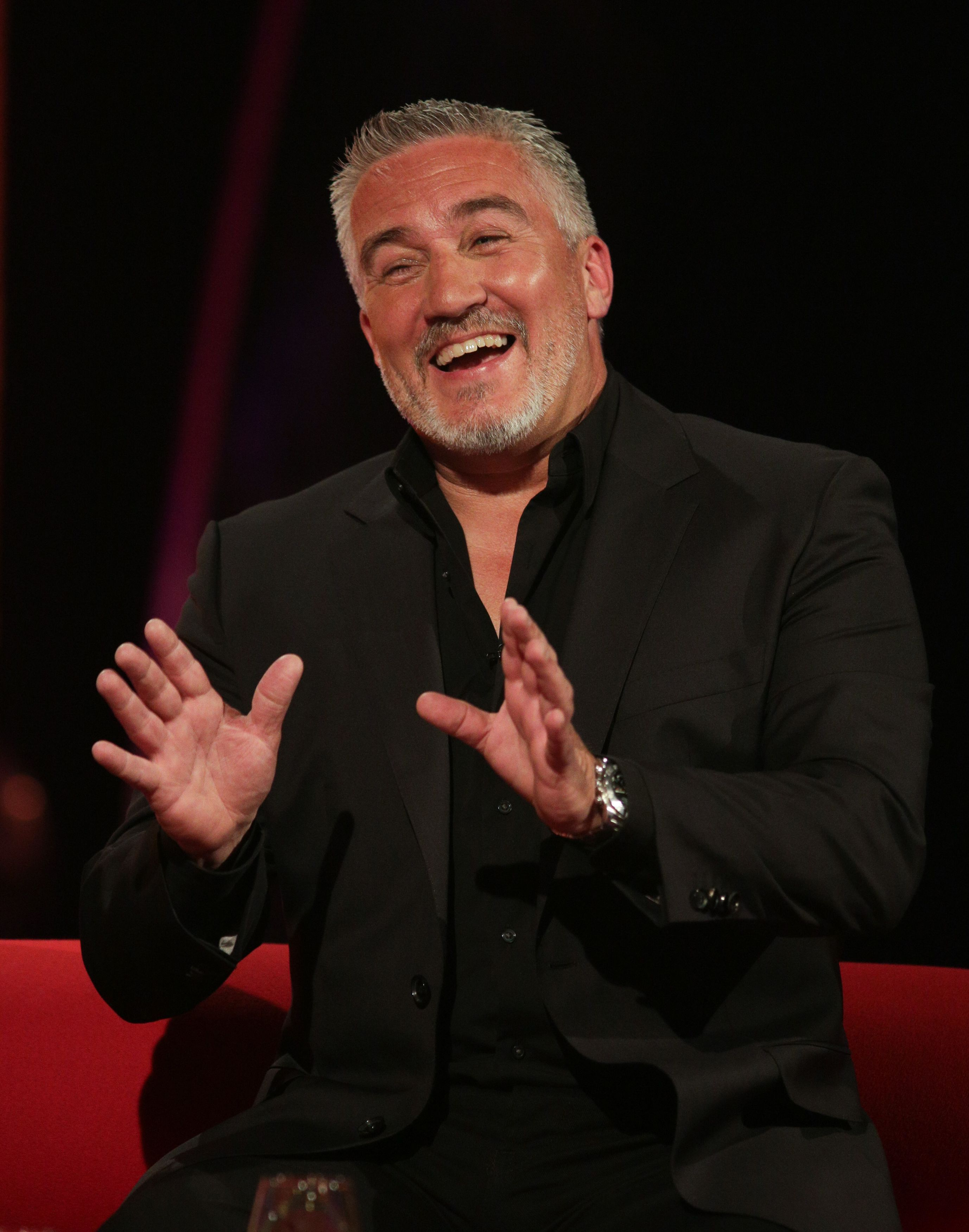 Paul Hollywood Insists All Is Rosy Between Him And His 'Dysfunctional Bake Off