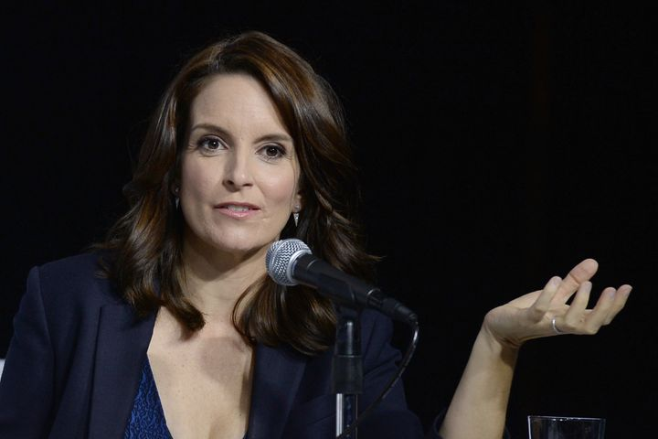 Tina Fey doesn't like how the internet has altered how we treat one another.
