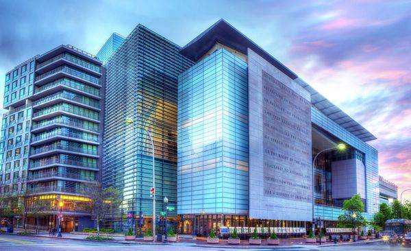 The interactive museum dedicated to all things news, the Newseum houses and explains artifacts that made the headlines -- lik
