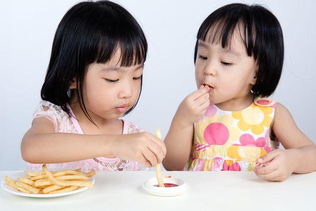 Junk Food Adverts Banned Around Children's Content Online, In Print And Cinemas, Under New