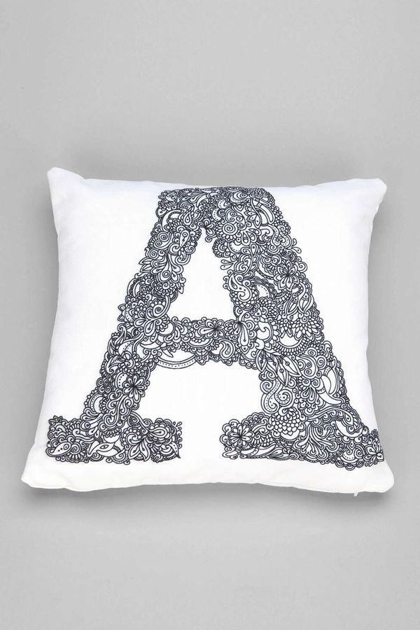 "Martin Bunyi pillow, $44, <a href=""http://www.urbanoutfitters.com/urban/catalog/productdetail.jsp?id=31135668&category=SE"