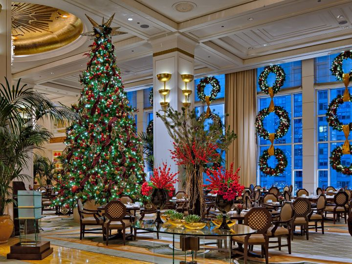 Best Christmas Trees.The 5 Best Hotel Christmas Trees Huffpost Life