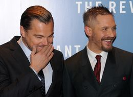 Tom Hardy Lost A Bet To Leo DiCaprio, Now Has To Get Awful Tattoo