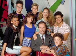 Mr. Belding Tells 2 Adorable Stories About 'Saved By the Bell'