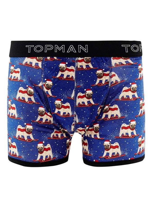 "<a href=""http://us.topman.com/en/tmus/product/holiday-shop-4932693/view-all-gifts-6044569/christmas-santa-ski-pug-trunks-6015"
