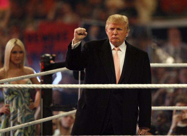 Donald Trump Taps Wrestling Exec Linda McMahon To Head Small Business
