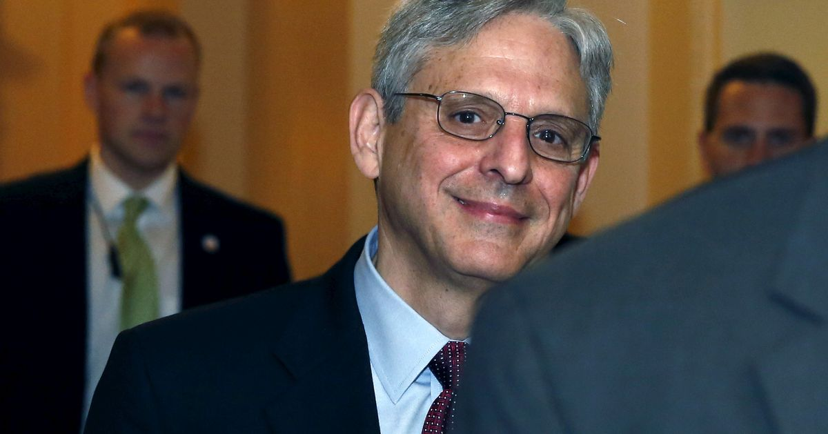 Merrick Garland's Own Court Won't Force Republican Senators To Vote Him Up Or Down