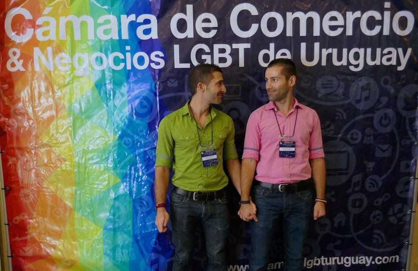 The Uruguay Gay Chamber of Commerce National Conference in Montevideo