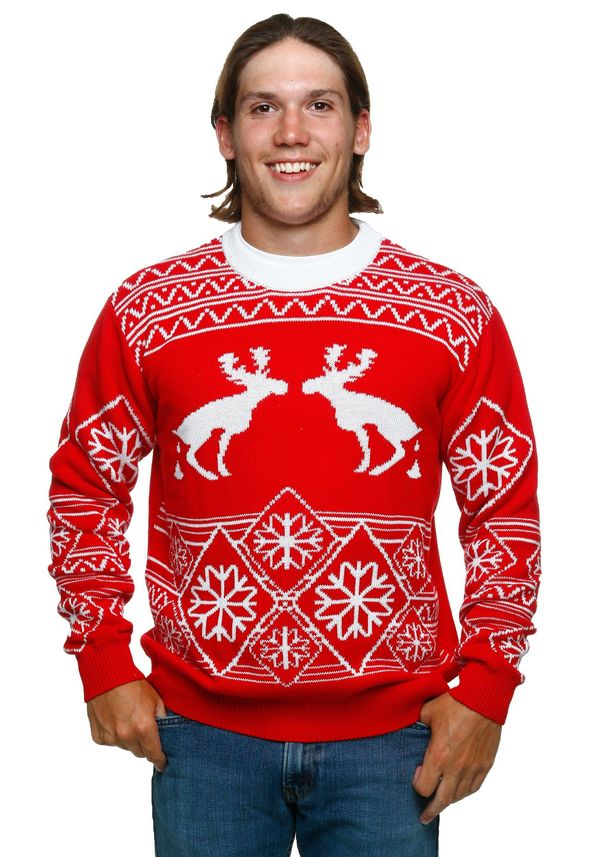 Can Ugly Christmas Sweaters Get Any Uglier? (Fingers Crossed) | HuffPost