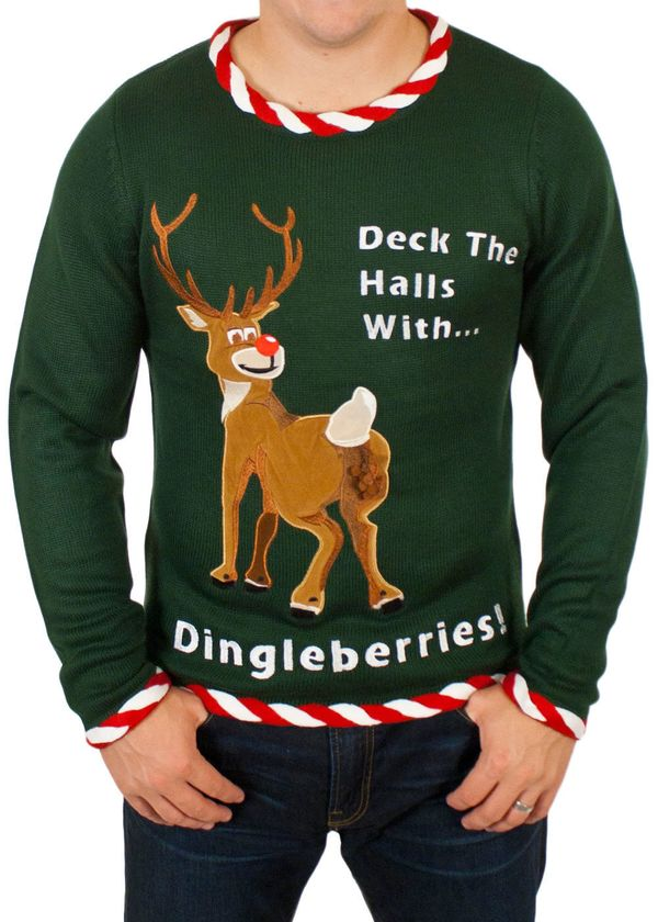 Can Ugly Christmas Sweaters Get Any Uglier Fingers Crossed Huffpost