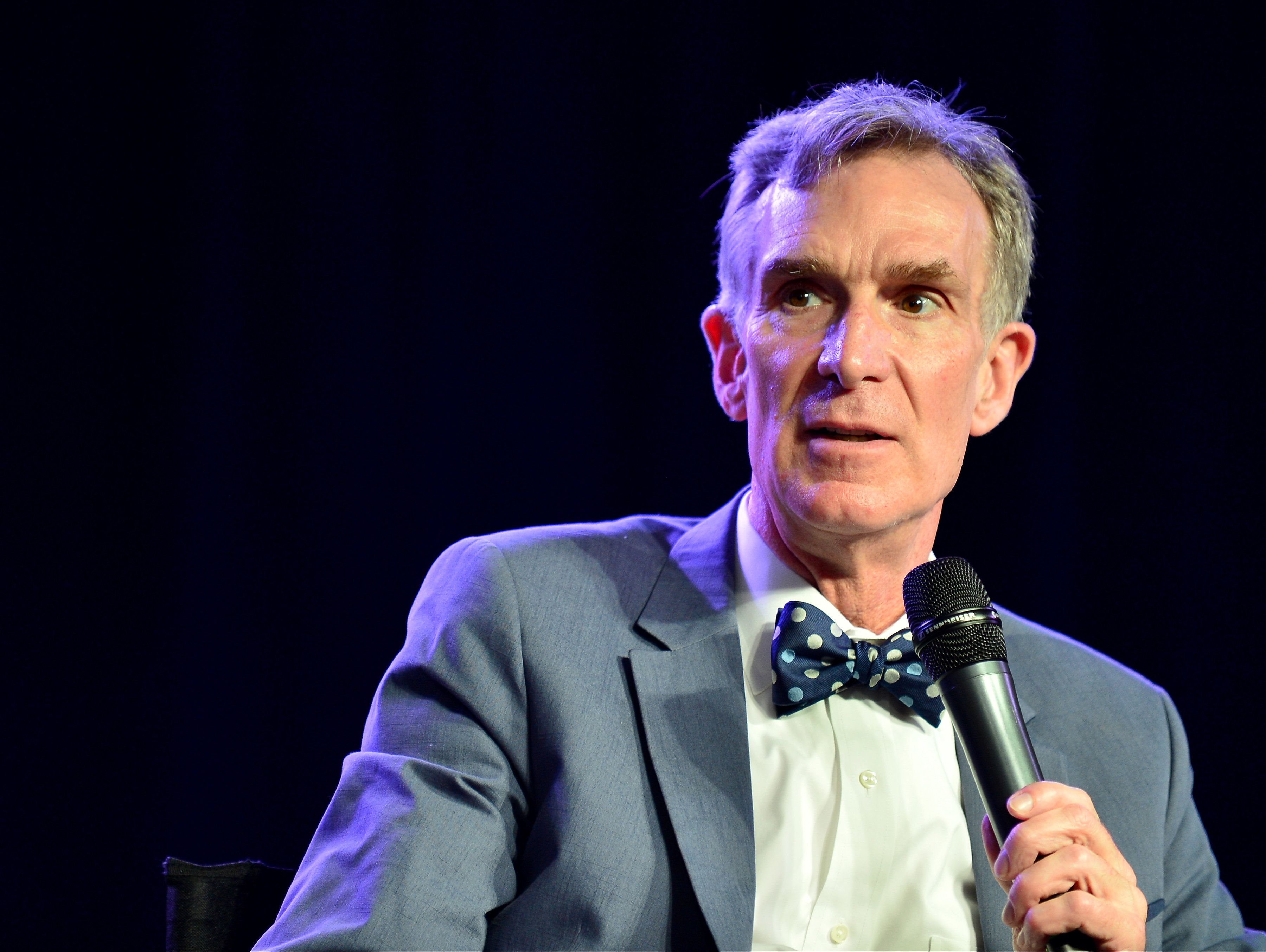 MIAMI, FL - JANUARY 15:  Bill Nye attends Magic City Comic Con at Miami Airport Convention Center on January 15, 2016 in Miami, Florida.  (Photo by Johnny Louis/FilmMagic)