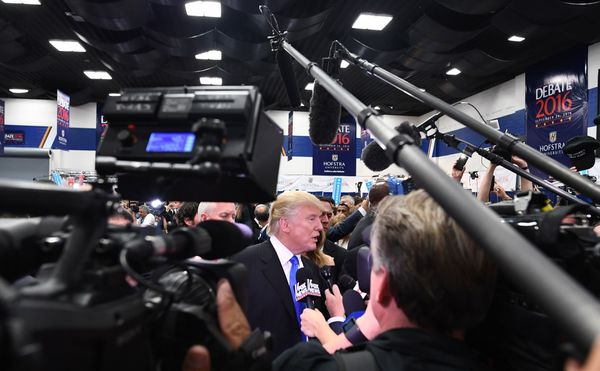 "A major shortcoming of journalists during the presidential election was their <a href=""https://www.theguardian"