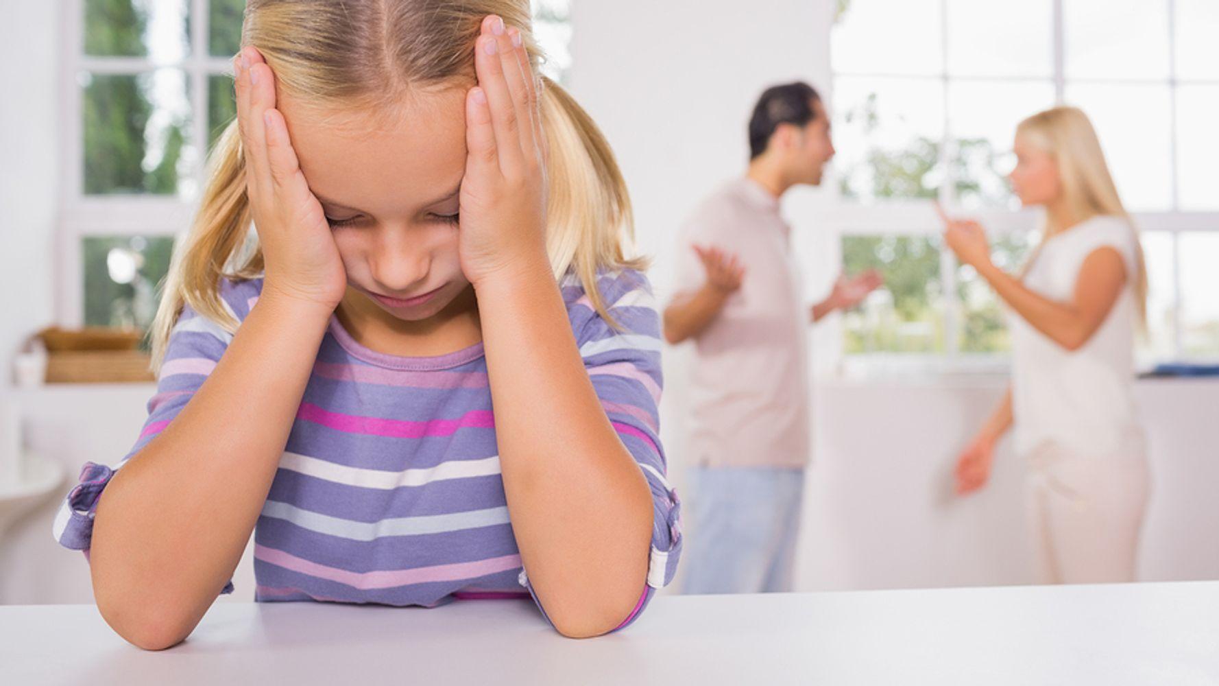 Helping teens through a divorce