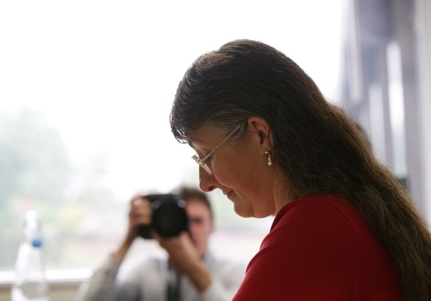 Lynne Sandford has made several appeals on behalf of her