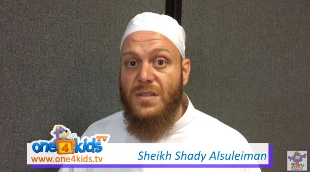 Australian National Imams Council Sheikh Shady Alsuleiman is urging Muslims to donate money to help fund...