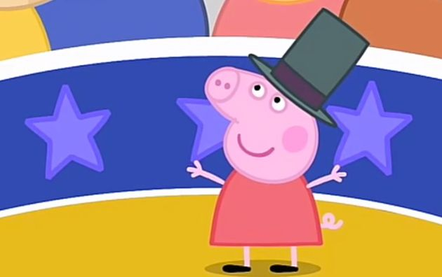 Peppa Pigs 'moral values' have been