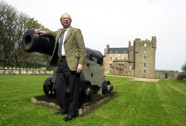 The 20th Earl of