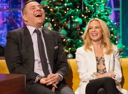 David Walliams Recalls How Kylie Minogue Once Turned Him Down