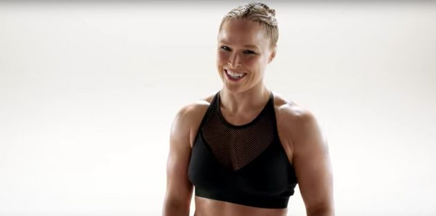 Ronda Rousey Proves 'Strong Is Beautiful' In The Most Kick-Ass Advert Of