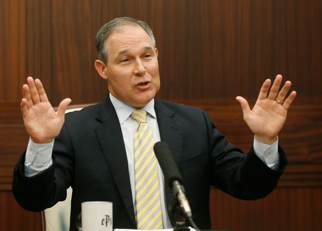 Oklahoma Attorney General Scott Pruitt has been put forward by Donald Trump as the next head of the Environmental...