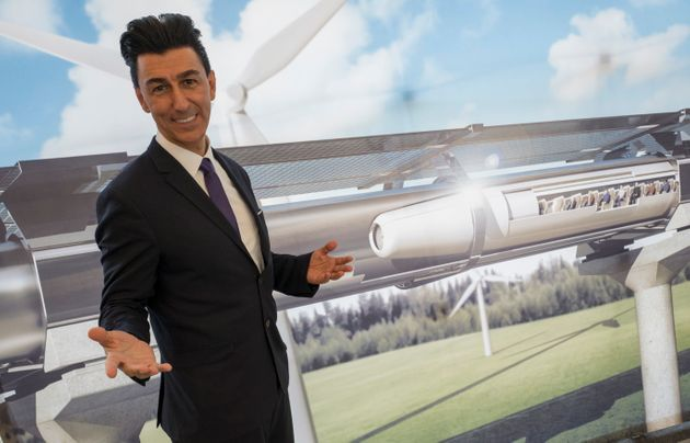 Ultra Fast Hyperloop Train - Nearly Twice As Fast As The Bullet - Could Be Coming To