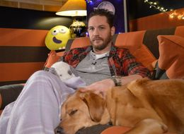 Tom Hardy Is Going To Read You A Bedtime Story On New Year's Eve