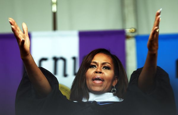 "First Lady Michelle Obama has delivered some truly remarkable&nbsp;speeches and <a href=""https://www.huffpost.com/entry/why-m"