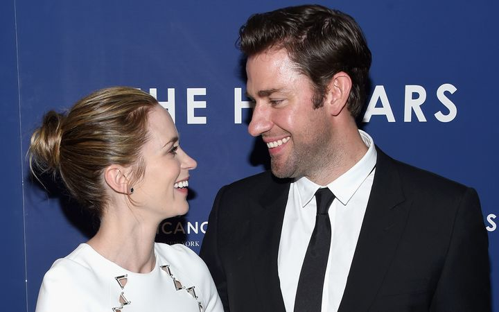 John Krasinski and Emily Blunt are parents to 2-year-old Hazel and 6-month-old Violet.