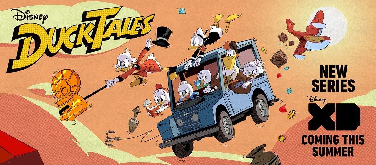 Woo-oo! 'DuckTales' Reboot Drops Debut Date And New