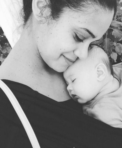 <p>He'll love me even if I stop breastfeeding. In fact, a happy mom makes a happy baby.</p>