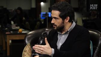 Actor Alfonso Herrera explained why hes so proud of his Mexican roots in an interview with The Huffington Post