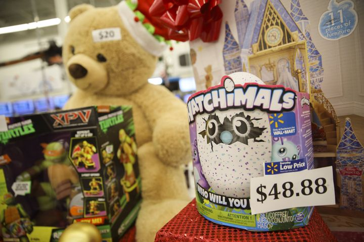 The toys initially hit store shelves with a $49 pricetag. Today they can be found selling for more than $200.
