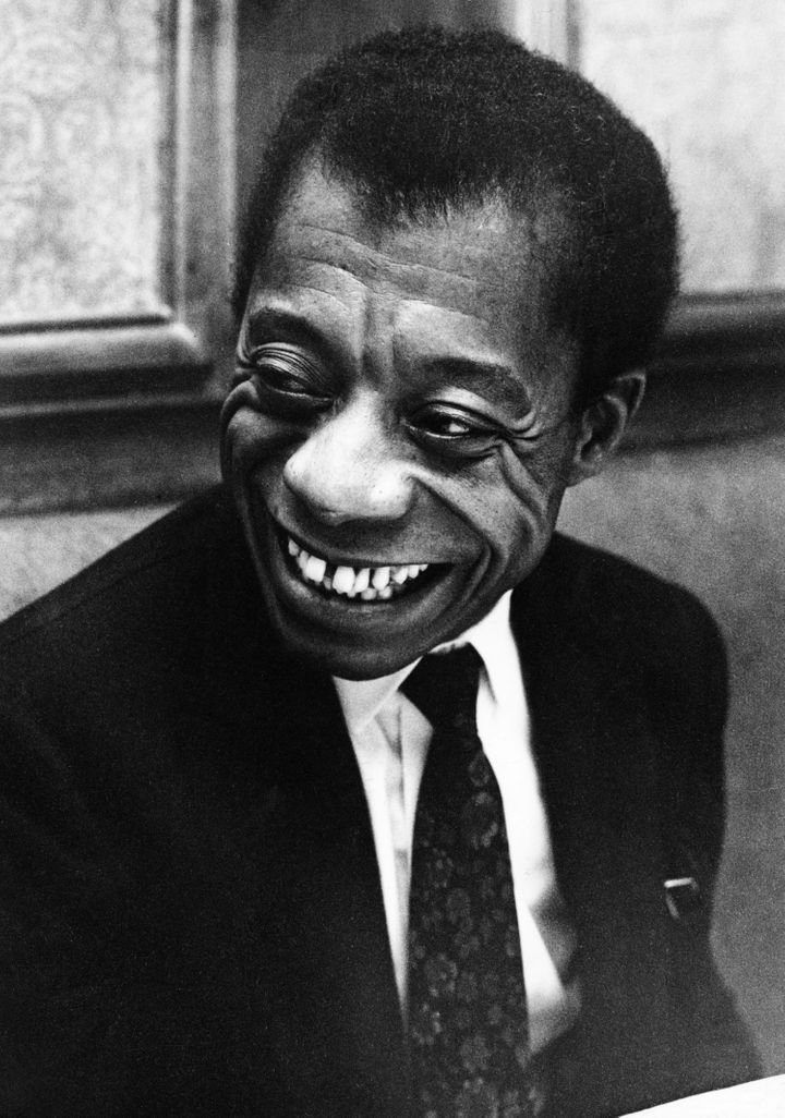 """James Baldwin wrote the classics novels """"Go Tell It On The Mountain"""" and """"Giovanni's Room."""""""