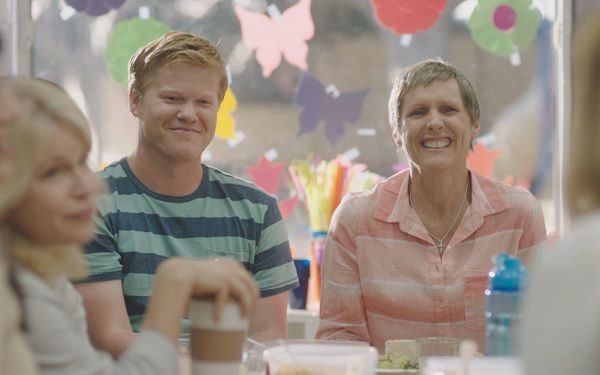 """Molly Shannon is remarkable in """"Other People,"""" playing a mother struggling through cancer treatments. Her portrayal rises abo"""
