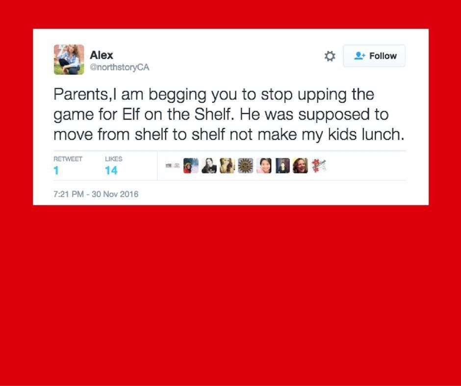 17 Tweets From Parents That Sum Up Life With An Elf On The