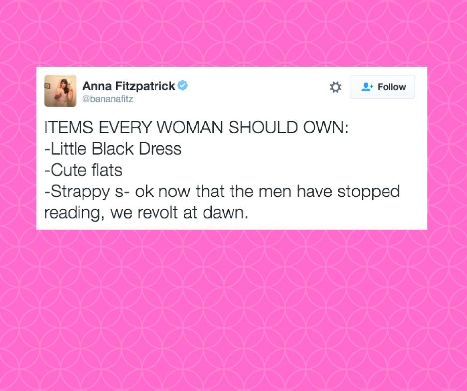 The 50 Funniest Tweets From Women In