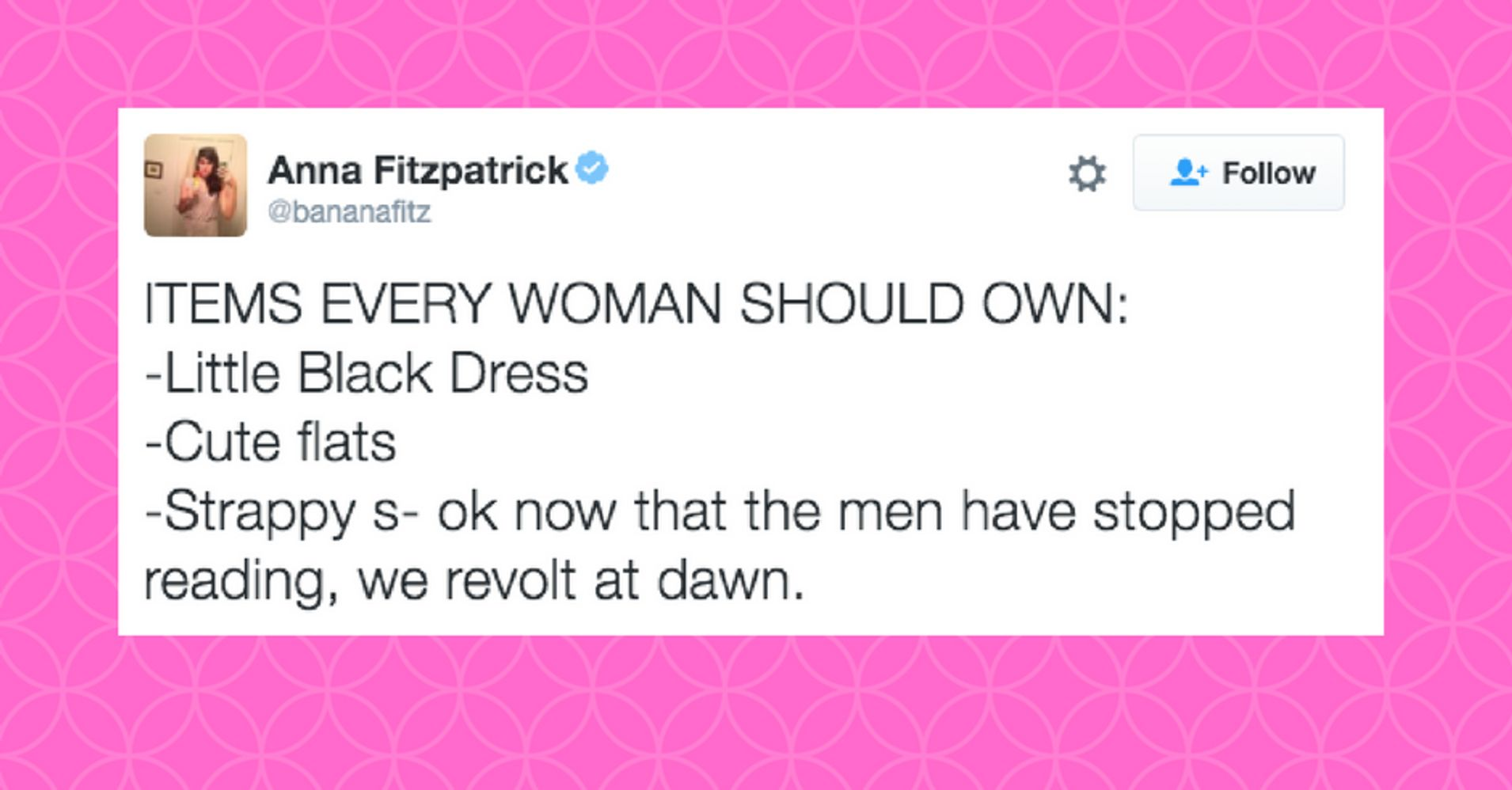 The Funniest Tweets From Women In HuffPost - The 19 funniest things tweeted by women in 2016