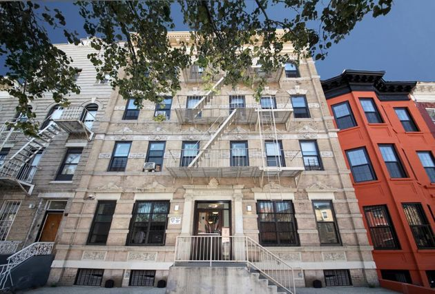 L+M Affordable Housing Buildingat 1580 Eastern Parkway,
