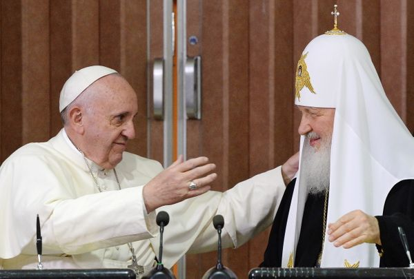 Pope Francis had several critical meetings with leaders of different religious groups, demonstrating his commitment