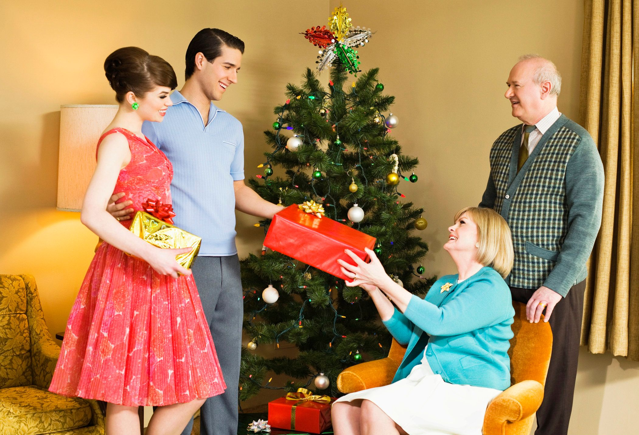 """""""Consider this present a peace offering."""""""