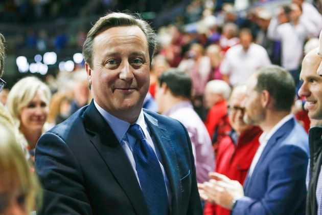 """David Cameron claimed that """"populism"""" cost him his"""