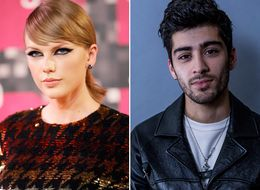 Taylor Swift And Zayn Malik Reveal Surprise Collaboration For 'Fifty Shades' Soundtrack
