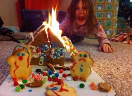 12 Kids Who Are Totally Not Feeling The Christmas Spirit