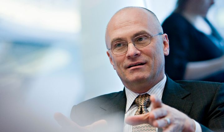 If Andrew Puzder is confirmed as labor secretary, he would becoming to Washington directly from an industry his departm
